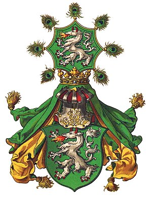 Coats of arms of the Holy Roman Empire - Image: Wappen Herzogtum Steiermark