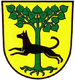 Coat of arms of Suckow