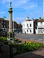 War Memorial, High Street - geograph.org.uk - 771618.jpg