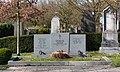 War grave for World war II on the cemetery Hütteldorf in Vienna, Austria-full PNr°0582.jpg