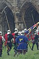 Wars of the Roses Re-enactment, Whitby Abbey - geograph.org.uk - 449428.jpg