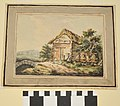 Watercolor Study of a Small Hut with a Thatched Roof.jpg