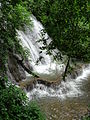 Waterfall - Palenque Archaeological Site - Chiapas - Mexico (15492143610).jpg