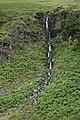 Waterfall at Head of Miterdale - geograph.org.uk - 514115.jpg