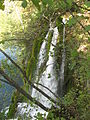 Waterfall in plitvice lakes national park, croatia.jpg