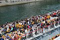 Waving @ Pont des Arts @ Seine @ Paris (34247259660).jpg