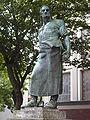 Wehrhafter Schmied, Aachen, Brunnenfigur.jpg