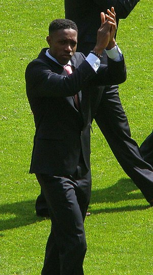 Danny Welbeck - Welbeck with Sunderland in 2011