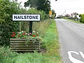 Welcome to Nailstone - geograph.org.uk - 542681.jpg