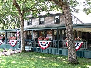 West Chop Club Historic District - West Chop Club