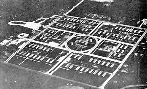 West Field (Tinian) - Image: West Field Containment Area