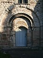 West door, St Mary the Virgin, Plumtree - geograph.org.uk - 669308.jpg