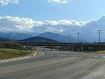 West toward US-40 & SR-248 interchange, Apr 16.jpg