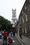 Westminster Abbey from courtyard of Westminster School.jpg