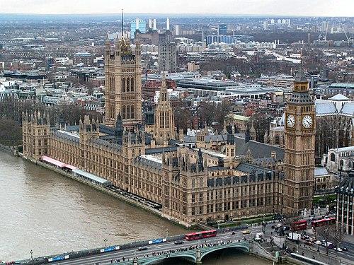 Westminsterin Palatsi