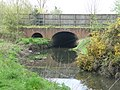 Where the River Blackwater goes under the A331 - geograph.org.uk - 1251225.jpg