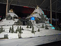White Christmas float - toy train overview.jpg