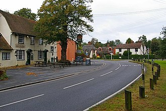 Great Saling - White Hart in Great Saling