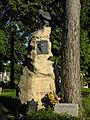 Wien-Simmering - Zentralfriedhof - Grab von Schriftsteller Paul Busson.jpg
