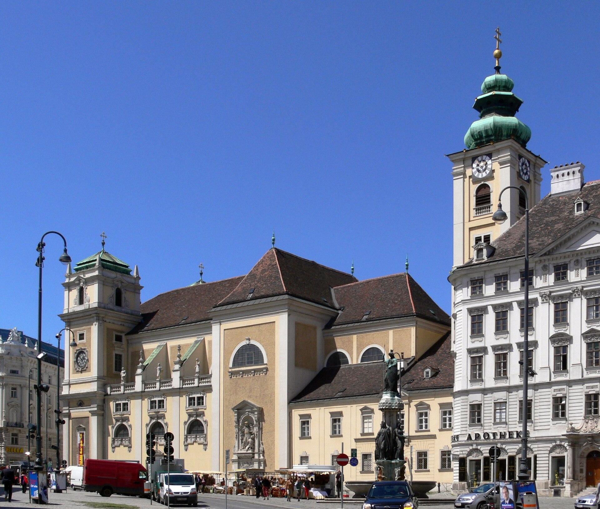 Schottenkirche Wien