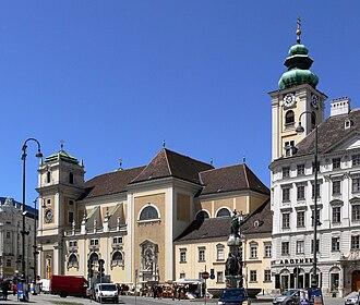 Schottenstift - Schottenstift monastery in Vienna