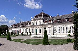 Johann Lukas von Hildebrandt - Lower Belvedere in Vienna