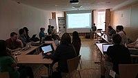 Wikimedia Hackathon 2017 IMG 4566 (34745774656).jpg