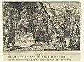 Willem II, hertog van Gelre, onderwerpt zich aan het gezag van Karel V, 1543 Overwinningen van Karel V (serietitel) Divi Caroli. V. imp. opt. max. victoriae, ex multis praecipuae (serietitel), RP-P-BI-6617.jpg