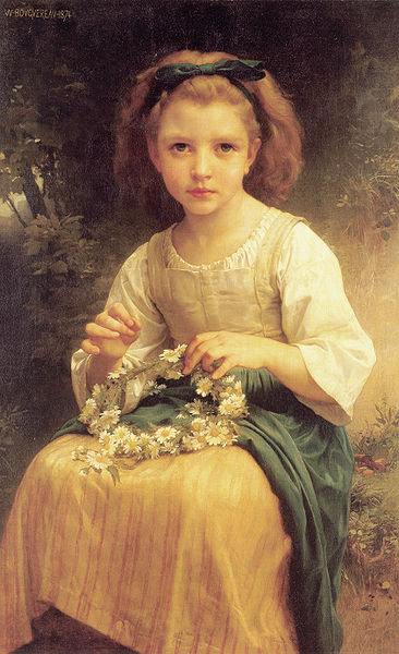 William-Adolphe Bouguereau (1825-1905) - Child Braiding A Crown (1874).jpg