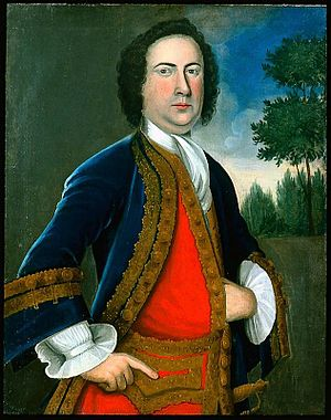 Joseph Badger - Image: William Foye Jr ca 1750 by Joseph Badger MFA Boston