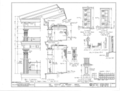 William A. Dawson House, 76 South McGregor Avenue, Spring Hill, Mobile County, AL HABS ALA,49-SPRIHI,2- (sheet 6 of 6).png