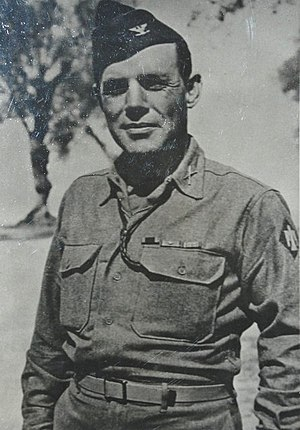 William Orlando Darby - Darby, pictured here in 1944 as a full colonel.