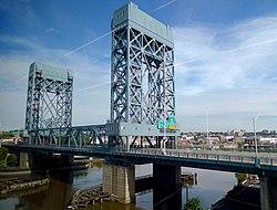 William A. Stickel Memorial Bridge