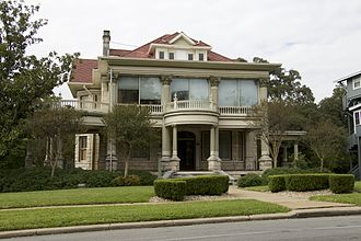 Daniel H. and William T. Caswell Houses - William T. Caswell House, Austin, TX
