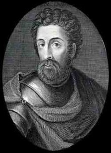 William Wallace(vue d'artiste, XVIIIe siècle).