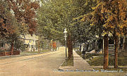 Williamsport pre 1921 postcard
