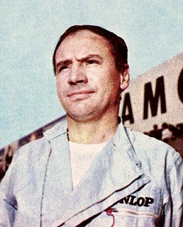 Willy Mairesse racecar driver
