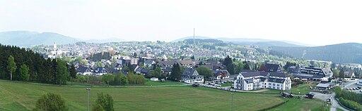 Winterberg Panoramabild
