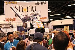 WonderCon 2015 - Wheeljack (Transformers) cosplay (17048781241).jpg