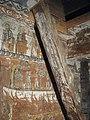 Wooden Church Birth of Virgin Mary in Ieud Deal 2011 - Interior Ladder.jpg