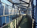 Woolwich Arsenal Pier, walkway - geograph.org.uk - 1124058.jpg