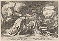 Workshop of Hendrick Goltzius, after Hendrick Goltzius, Juno Turning Callisto into a Bear, c. 1589, NGA 156165.jpg