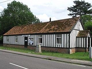 Worton, Wiltshire Human settlement in England