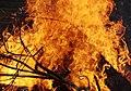 Wraxall 2013 MMB 39 Bonfire.jpg