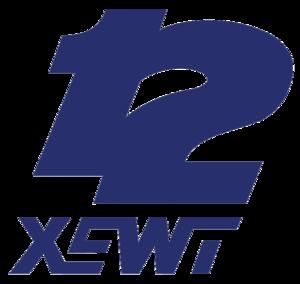XEWT-TDT - Image: XEWT TV New Logo