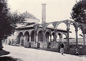 Xhamia Kubelie