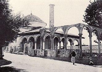 Kubelie Mosque - Old Kubelie mosque