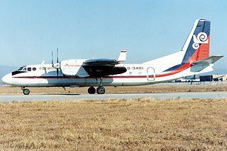 Xian Y-7 Transport aircraft