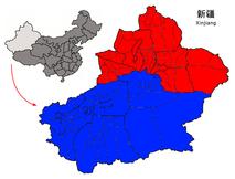 Xinjiang regions simplified.png