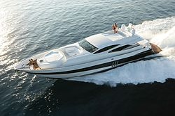Yacht Pershing 90